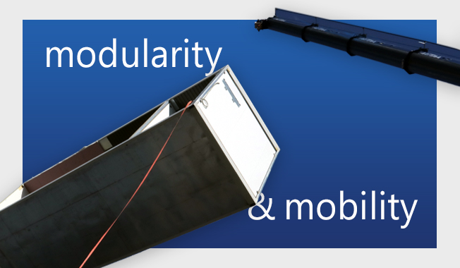 Modularity and Mobility